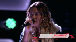 the voice 2016 - blind audition: can't help falling in love - natasha bure - v.a