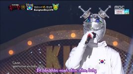 i'm in love (king of masked singer) (vietsub) - jung kook (bts), lady jane