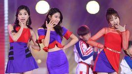 tell me + nobody (dmc festival 2016) - hani (exid), tzuyu (twice), seol hyun (aoa)