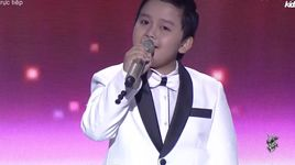 giong hat viet nhi 2016 - liveshow 4: somewhere over the rainbow - dao nguyen thuy binh - v.a