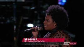 the voice 2016 - live playoffs: home - we mcdonald - v.a