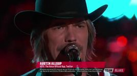 the voice 2016 - live playoffs: i ain't living long like this - austin allsup - v.a