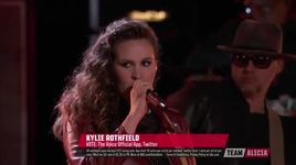 the voice 2016 - live playoffs: (i can't get no) satisfaction - kylie rothfield - v.a