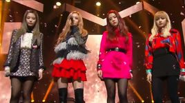 stay (161110 m countdown) - blackpink