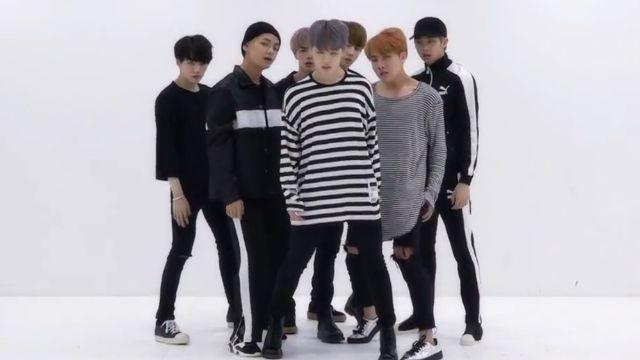 Blood Sweat & Tears (Dance Practice) - BTS (Bangtan Boys