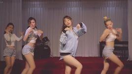 anh cu di di remix (dance practice) - hari won