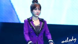 time to love (130810 concert in hong kong) (fancam) - t-ara