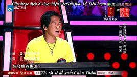 ben ho baikal (the voice china 2014) (vietsub) - chau tham (zhou shen), ly duy