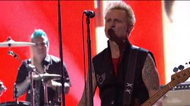 bang bang (live at american music awards 2016) - green day