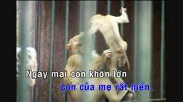 cho con (karaoke) - be nguyet hang