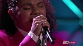 the voice 2016 - top 11: love on the brain - we mcdonald - v.a