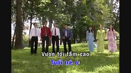 tuoi tre thanh pho anh hung (karaoke) - top ca qk7