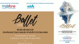 ballet ho thien nga - the swan lake ballet (mobifone tp. hcm 2016) - v.a