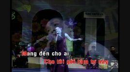 gui nguoi toi yeu (karaoke) - hong hanh