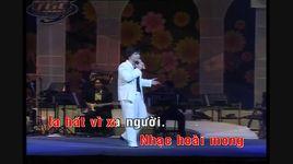 thu hat cho nguoi (karaoke) - khanh duy