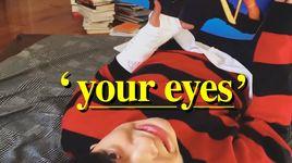 your eyes - hoody, jay park
