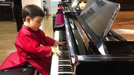 diem xua (piano cover) - evan le