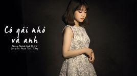 co gai nho va anh (edm version) (karaoke) - phung khanh linh, d.a