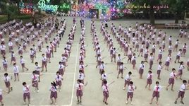 300 anh em hoc sinh tieu hoc nhay bong bong bang bang - v.a