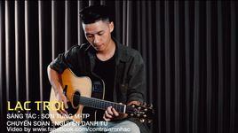 lac troi (guitar version) - nguyen danh tu