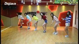 navillera (dance practice) - gfriend