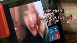 jackson goi dien cho hani trong show real men - hani (exid), jackson (got7)