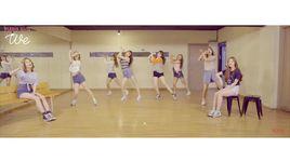 we (dance practice) - pristin
