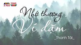 nho thuong vi dam (handmade clip) - thanh tai