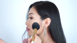 trang diem cho mat thon gon cung contour & bronzer - makeup 101 - chloe nguyen