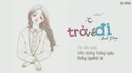 tro ve di (lyrics) - oanh dang