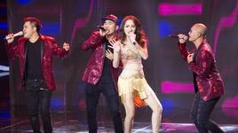 no me ames (the remix - hoa am anh sang 2017) - huong giang idol, mtv