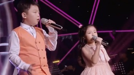 you raise me up (let's sing kids china 2015) (vietsub) - ly thanh vu (jeffrey li), dam chi van (celine tam)