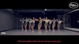 rum pum pum pum (cover) (vietsub) - pristin