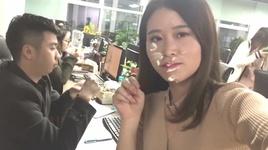thanh an cong so: sinh nhat lam banh gato bang lo nuong tu che - v.a