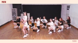 wee woo (dance practice right answer version) - pristin