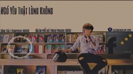 co yeu that long khong (lyric video) - harrie