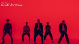 mashup: red light - the 7th sense - nct u, f(x)
