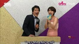 girls day snl korea - star quiz game show - v.a