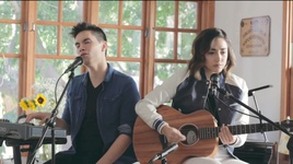 don't wanna know & we don't talk anymore (mashup cover) - sam tsui, alex g