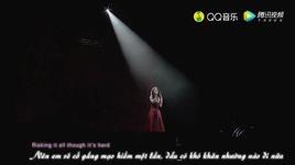 loving you - all of me - chung ta da hua - neu nhu day la tinh yeu (bang the world concert part 4)(vietsub) - truong luong dinh (jane zhang)