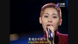 tinh nhu la bay xa (live) (vietsub) - shirley kwan (quan thuc di)