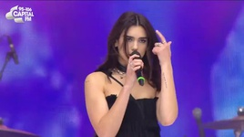 hotter than hell (summertime ball 2017) - dua lipa