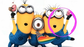 noi con sinh ra (phien ban minion - nen nhac faded) - the minions