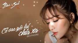 co sao gio lai chia xa (lyrics video) - bich phuong