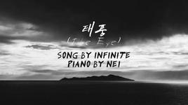 the eye (infinite cover) - piano