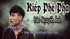 kiep phe pha (karaoke) - dao nguyen anh