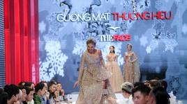thu thach catwalk tren ban tiec (guong mat thuong hieu 2017 - tap 6) - v.a