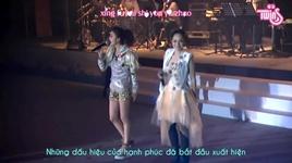 lum dong tien nho / 小酒窩 (live) - twins