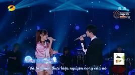 thu doc (come sing with me) (vietsub) - vuong tuan khai (karry wang), lam khai han