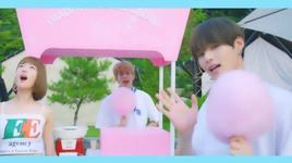 oasis - huh gak, a pink, victon